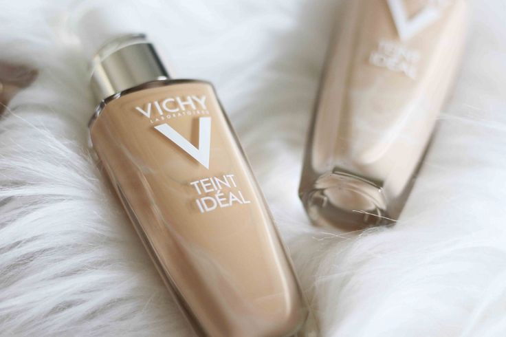 Review of Vichy Teint Ideal Makeup