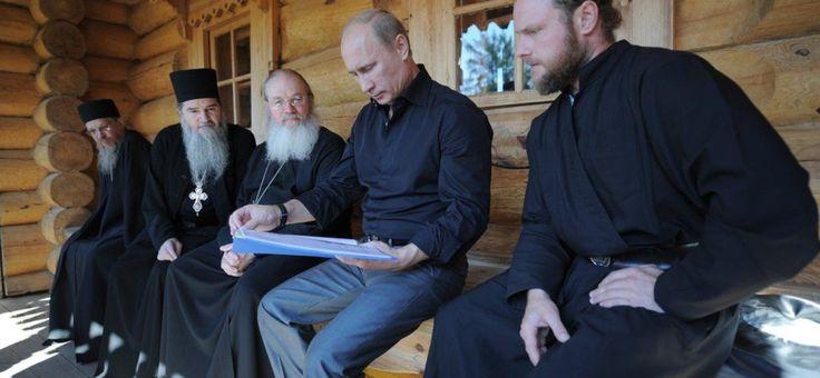 Lorsque Poutine se retire dans le silence