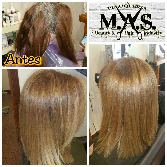 Por que adoramos los rubios naturales en degradado,  siempre respetando la integridad de tu cabello.  #Haircolors #hairoftheday #picoftheday #pictureoftheday #helfie #colorist #colorista #highlights #reflejos #Hair #Cabello #Instahair #HairFashion #peluquería #salon #Hairdresser #M.A.S. #beautyhair #BeautySalon #Salondebelleza #Fuengirola #HairStyle #HairStylist #estilistas #hairstyleideas #stylist #hairdesigned #coolhair #peluqueriamas @peluqueriamas