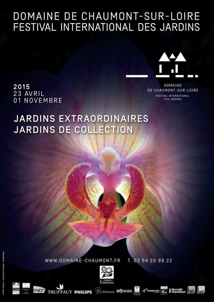 Festival de los Jardines en Chaumont-sur-Loire   Dominio de Chaumont-sur-Loire 2015   America Latina - Página oficial de turismo de Francia