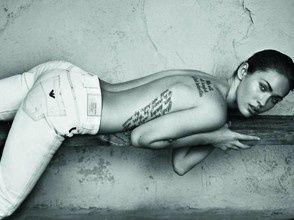 Rib Cage Tattoos for Girls ( Megan Fox)