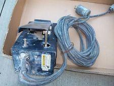 Miller welder foot pedal