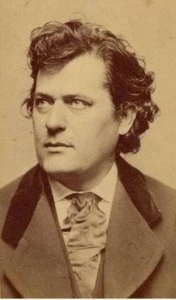 Molnár György (1830-1891), színész, rendező, a Budai Népszínház igazgatója - Forrás: hu.wikipedia.org