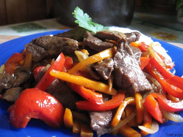 kuchnia azjatycka, wołowina, 5 smaków