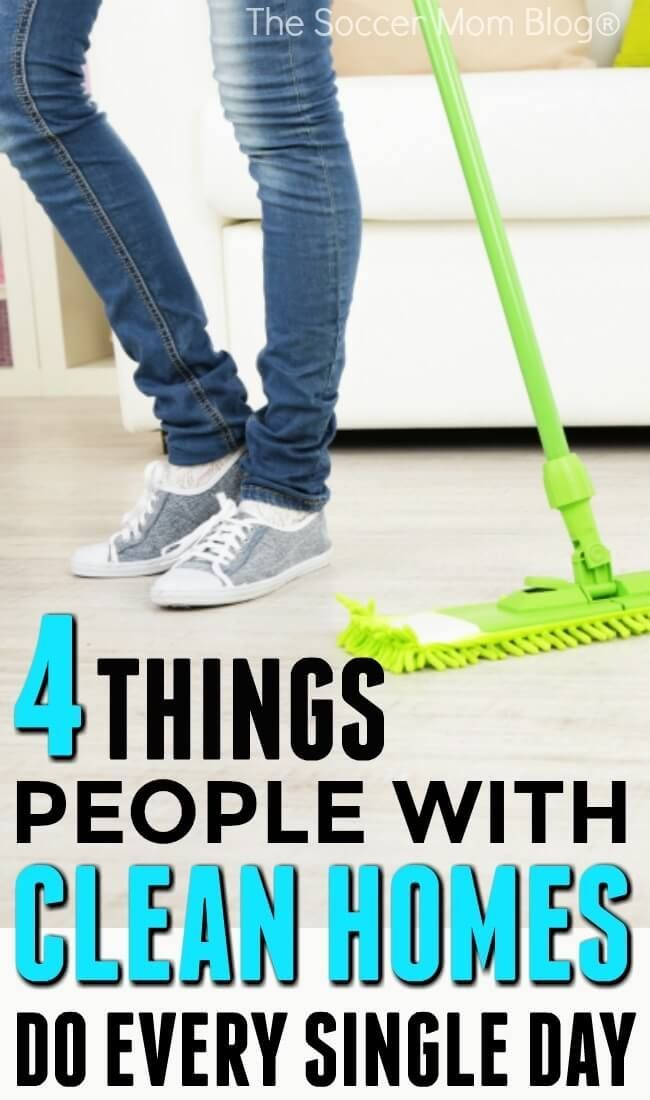 You can do this!! Make your house look SPOTLESS in just minutes with these simple cleaning hacks. #home #lifehacks #cleaning via @soccermomblog