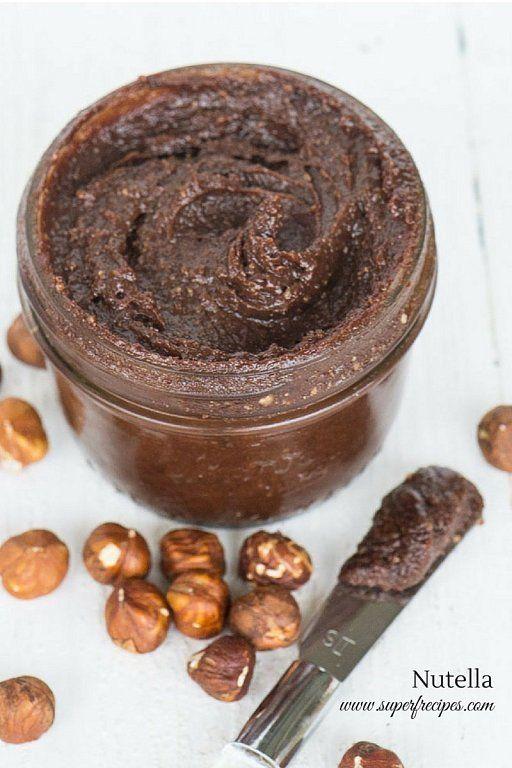 Nutella hecha en casa | Cocinar en casa es facilisimo.com