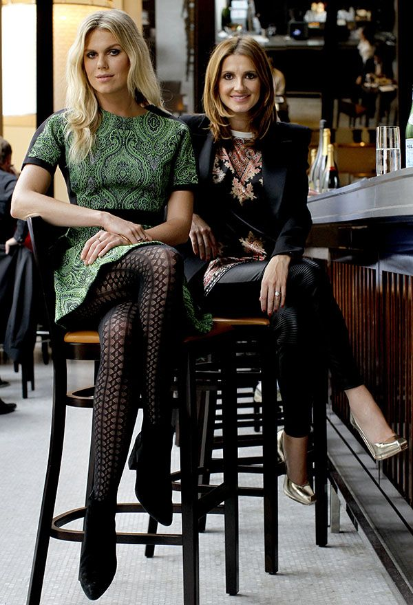 A New York-based model and DJ, Alexandra Richards is the daughter of Rolling Stones guitarist Keith Richards and model Patti Hansen. The 27-year-old blonde bombshell was in Australia to launch Voodoo Hosiery's winter collection and Kate Waterhouse caught up with her to chat about her career, growing up as rock royalty and being daddy's little girl.