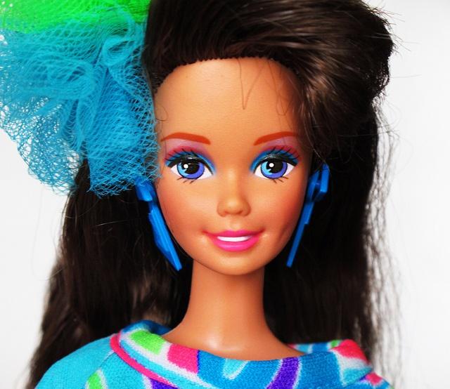 Image result for barbie dolls 90s