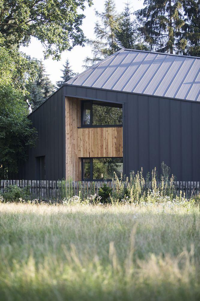 CWA House / Beczak / Beczak / Architekci via onreact