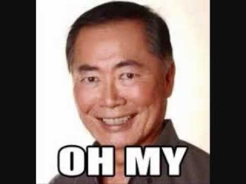 Classic Howard Stern - Billy West does George Takei Jr