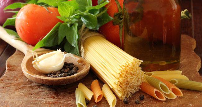 Dieta Mediterranea e olio d'oliva per la salute del cuore