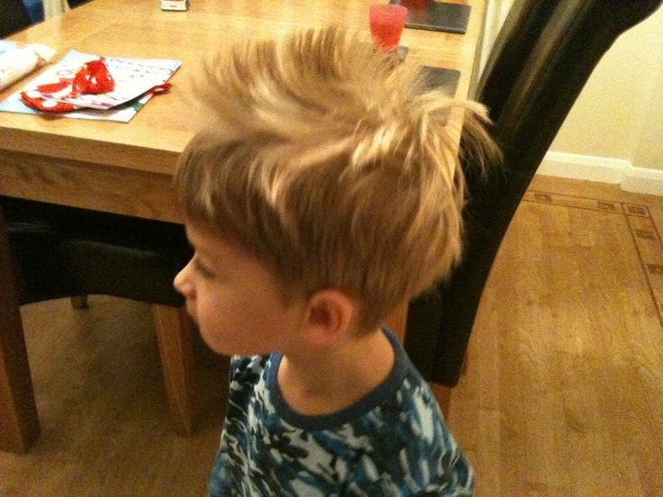 #Throwbackthursday crazy kids hair
