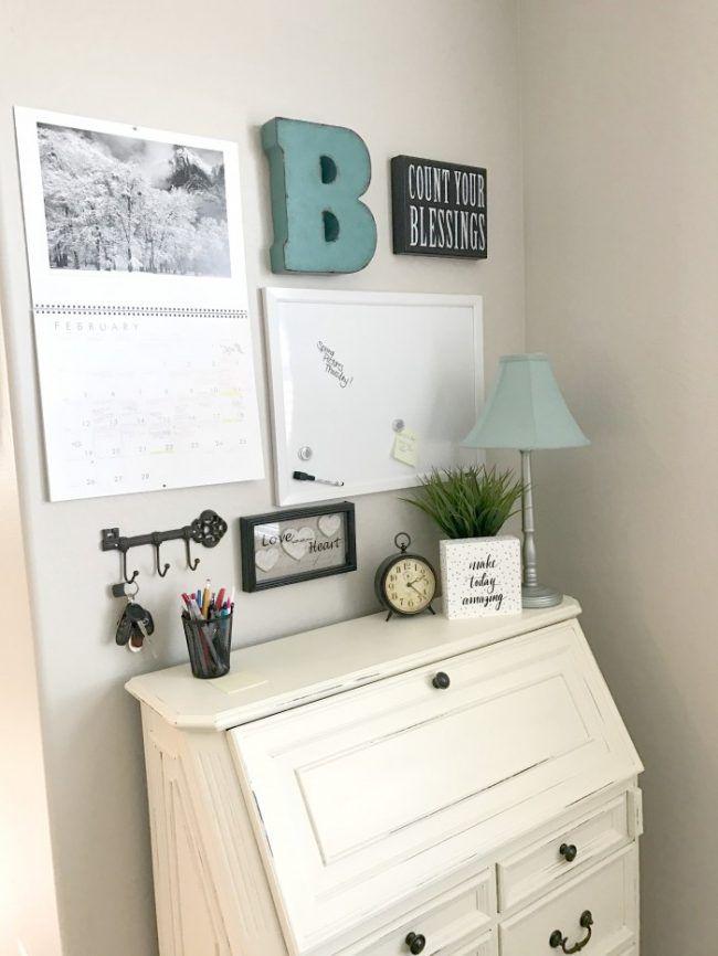 Home Command Center Ideas