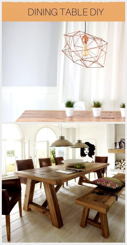 How I Made My Dining Table Under 60 Diy Table Scandinavian Dining Diy Scandinavian 2020 Furniture