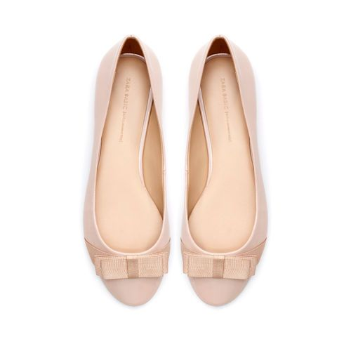 Zara Basic Ballerinas Shoes