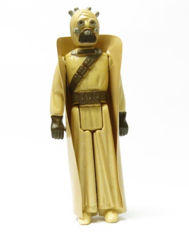 Star Wars Vintage - Sand People (Tusken Raider) på Tradera. Vintage