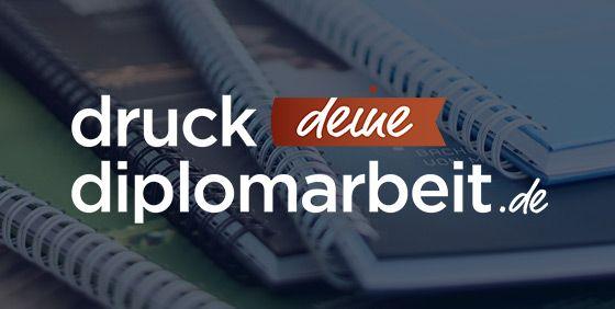 Bachelorarbeit drucken und binden - Hardcover Classic - Druck deine Diplomarbeit!