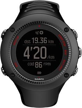 Suunto Умные часы Suunto SS021256000. Коллекция Ambit3  — 20990 руб. —  SUUNTO AMBIT3 RUN BLACK. GPS-часы для бега с мобильным подключением. 15 часов работы от батареи с 5-секундной точностью GPS. Время работы батареи в режиме времени - 14 дней. Скорость, темп, расстояние и высота по данным GPS. Навигация по маршруту и обратный путь. Компас. Расчет темпа бега на основе движений запястья. Индикатор эффективности бега и тесты быстрого восстановления и качества сна с интеллектуальным датчиком…