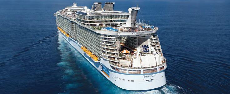 Naviguez dans les Caraïbes de l'est sur l'incroyable OASIS OF THE SEAS !