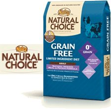 Grain free dog food made in America