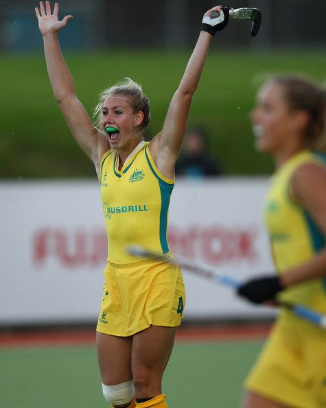 Casey Eastham - Australian Womens Hockey Team Member