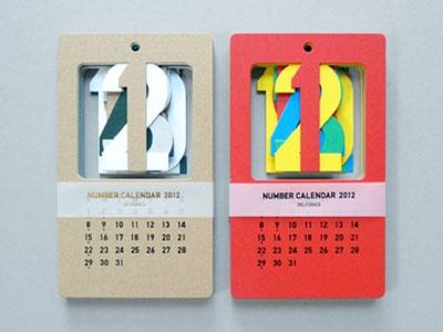 etsy 2012 calendar