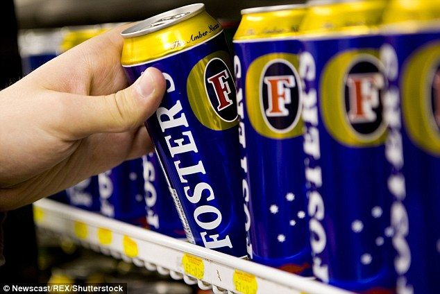 No matter how popular it may be in the UK, Australians don't drink Foster's beer