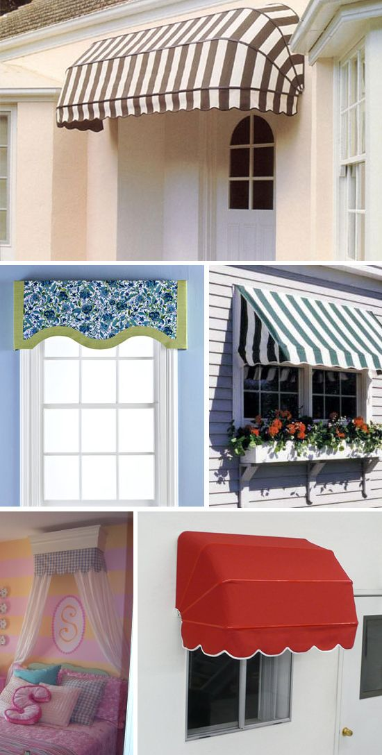 28 Best Images About Window Awnings On Pinterest Vintage
