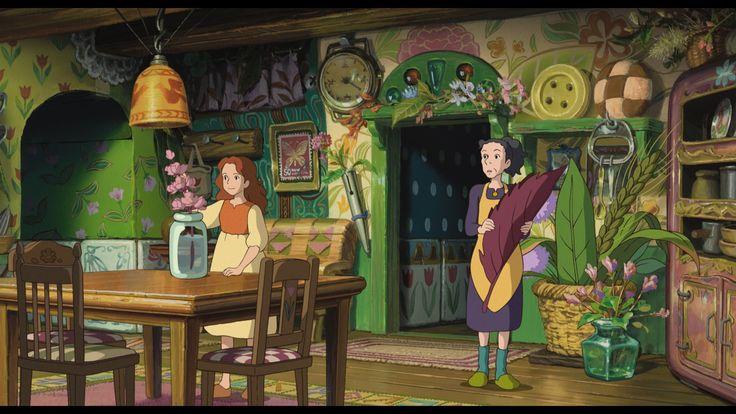 Arrietty, le Petit Monde des Chapardeurs - Japon Pratique