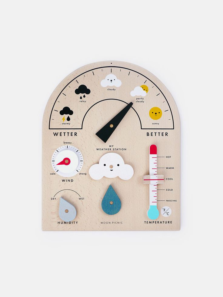 My Weather Station #kids #kidsroomsdecor #kidsroom #kidswoodcrafts