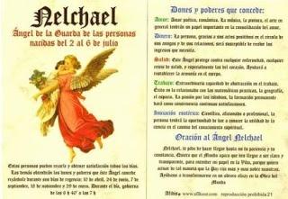 21. Nelchael - Ángel Guardián