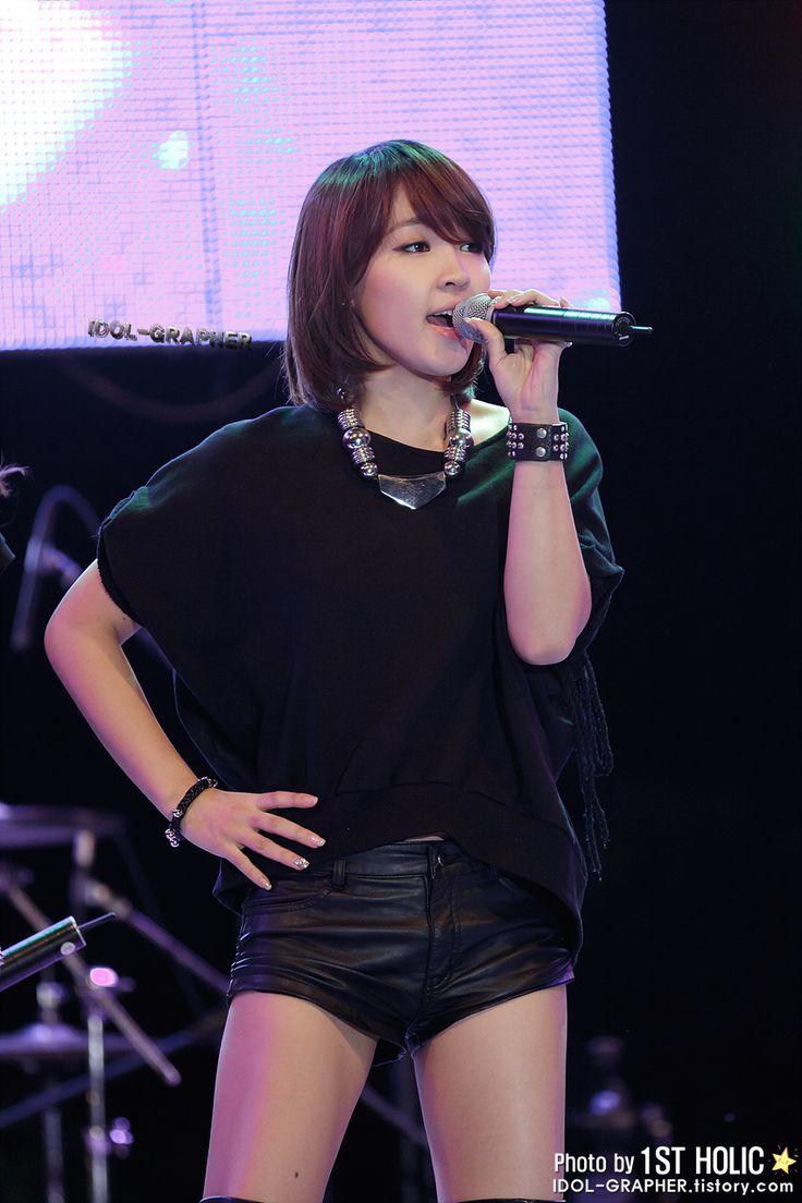 테스트중입니다... :: 110922 김포대학 축제 - 포미닛 by 1st Holic