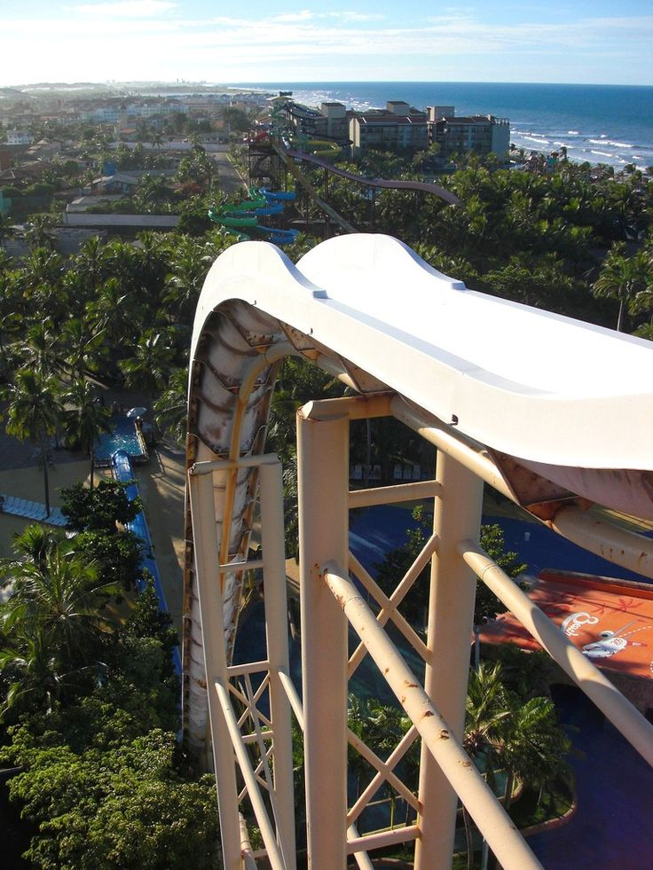 The Tallest Waterslide in the World Watch more pics in the Gallery