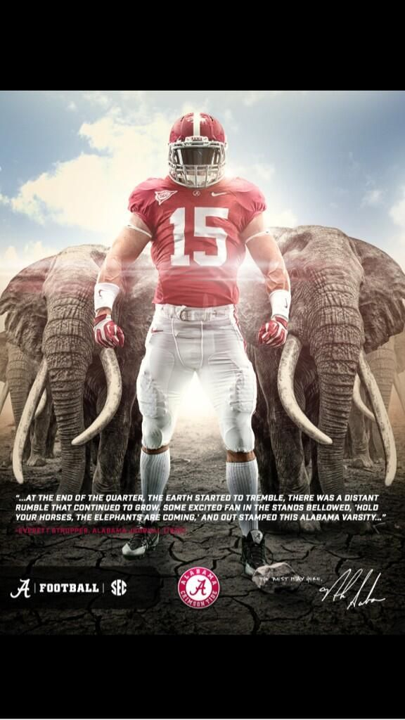 Oh Yeah! Love Alabama Football? You'd love to read these stories ~ Check this out ~ RollTideWarEagle.com sports stories that inform and entertain and Train Deck to learn the rules of the game you love. #Collegefootball Let us know what you think. #Alabama #RollTide