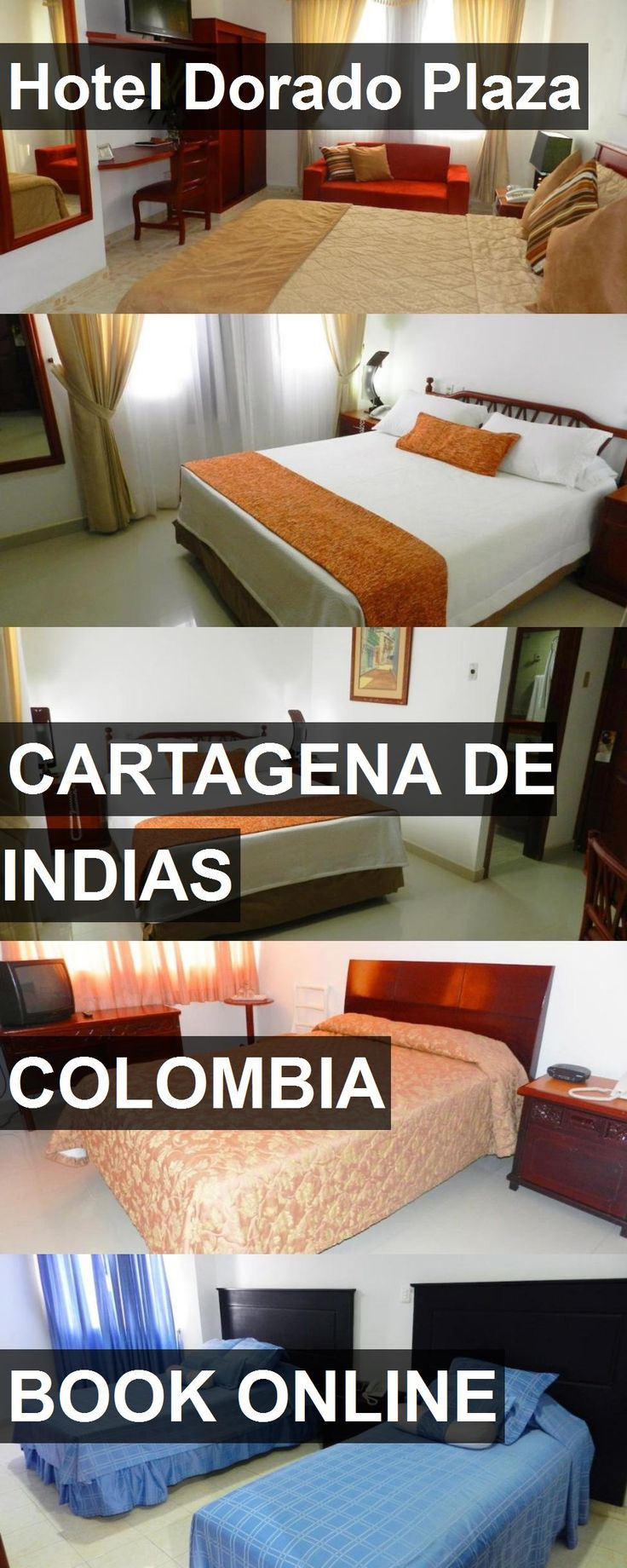Hotel Dorado Plaza in Cartagena de Indias, Colombia. For more information, photos, reviews and best prices please follow the link. #Colombia #CartagenadeIndias #travel #vacation #hotel