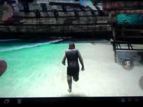 Video Prova del gioco BackStab Android Game su Asus Transformer Tf101 co...