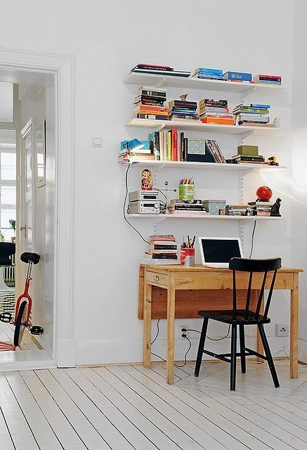 50 Scandinavian Home Office Designs - Decorating Ideas