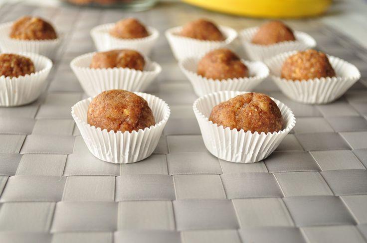 banana bread larabars-Ill add almond butter and freeze them