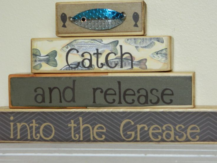 17 Best Ideas About Rustic Fishing Decor On Pinterest