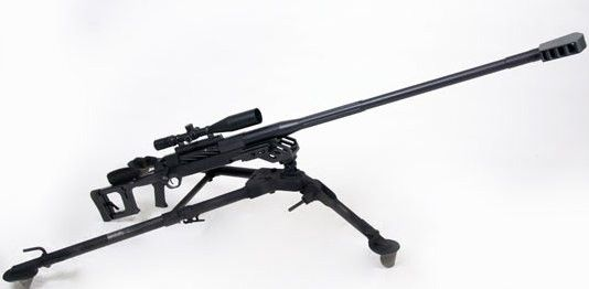 The Firearm Blog » Truvelo 20x110mm Sniper Rifle