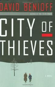 "Ep 11 Season 1 ""Tall Men with Feelings"". Read by Alex. City of Thieves by David Benioff"