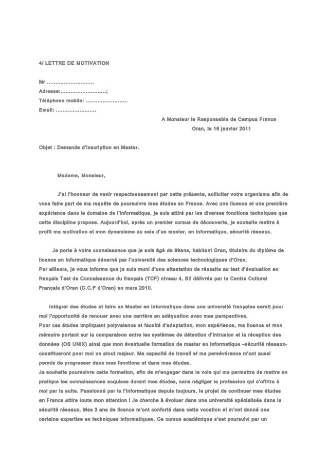 Lettre De Motivation French Expressions Resume Design Creative French Language Learning