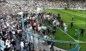 Hillsborough disaster - Wikipedia
