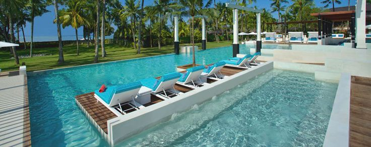 My activity at Club Med Bali - It is all about the Zen pool. Adults only, peaceful and tranquil.  Club Med Bali (Indonesia) #JRDutyFreePin2Win