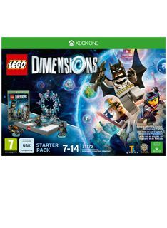Warner Lego Dimensions Starter Pack on Xbox One When a mysterious and powerful vortex suddenly appears in various LEGO worlds different characters from DC Comics The Lord of the Rings and The LEGO Movie are swept away. To save their friends Batman  http://www.MightGet.com/february-2017-1/warner-lego-dimensions-starter-pack-on-xbox-one.asp
