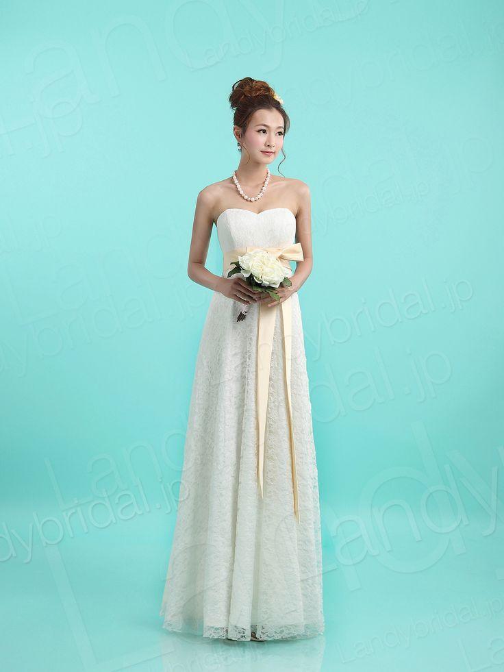 レンタルウェディングドレス 二次会ドレス 格安 新品 既製品 花嫁ドレス ウェディング 結婚式 ブライダル ld0979-rentaru