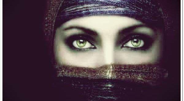 صور عيون بنات اجمل عيون منقبات اجمل ألوان عيون