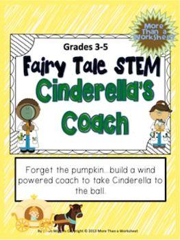 Fairy Tale STEM--Cinderella's Coach