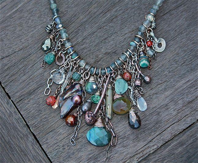261 besten bali jewelry bilder auf pinterest john hardy for Carolyn tyler jewelry collection