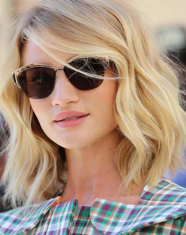 25 Latest Medium Wavy Haircuts For Women 2018 Hairstyles